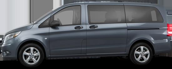 2016 Mercedes-Benz Metris-Class Van Passenger