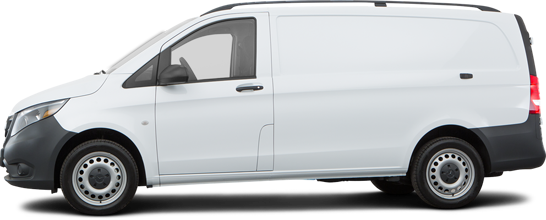2016 Mercedes-Benz Metris Van Cargo