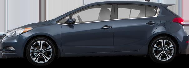 2016 Kia Forte Hatchback EX FWD