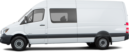 2016 Mercedes-Benz Sprinter Van High Roof Passenger