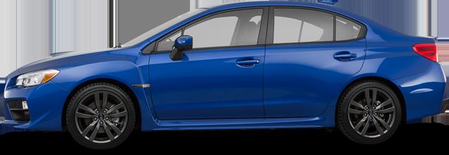 2017 Subaru WRX Sedan Premium (M6)
