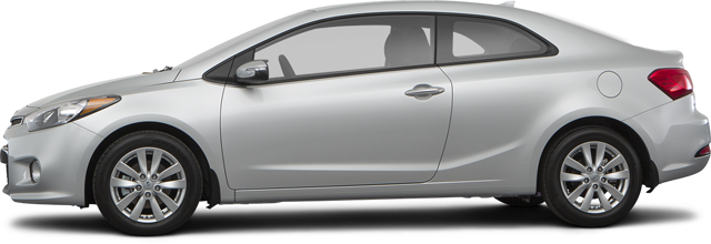 2016 Kia Forte Koup Coupe EX