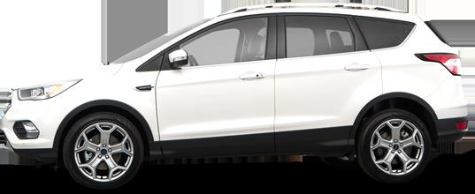 2017 Ford Escape SUV Titanium