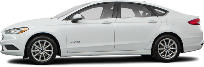 2017 Ford Fusion Hybrid Sedan SE