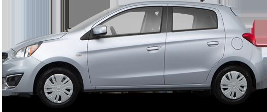 2017 Mitsubishi Mirage Hatchback ES