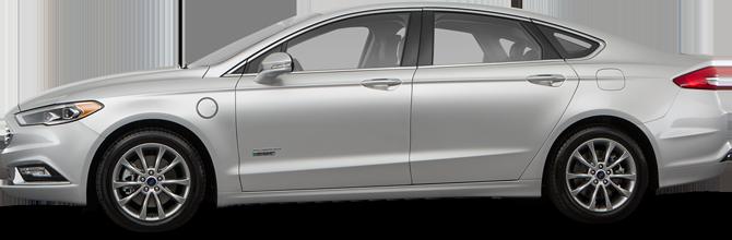 2017 Ford Fusion Energi Sedan Titanium