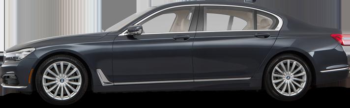 2017 BMW 740i Sedan xDrive