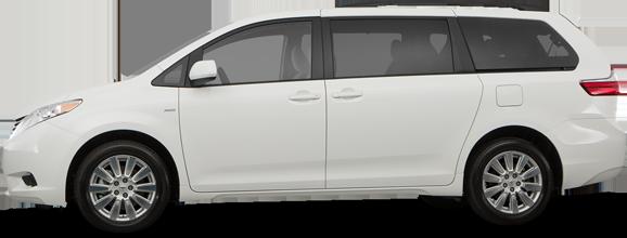 2017 Toyota Sienna Van LE 8 Passenger