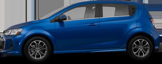 2017 Chevrolet Sonic Hatchback LT Auto w/1SD