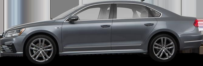 2017 Volkswagen Passat Sedan 1.8T R-Line