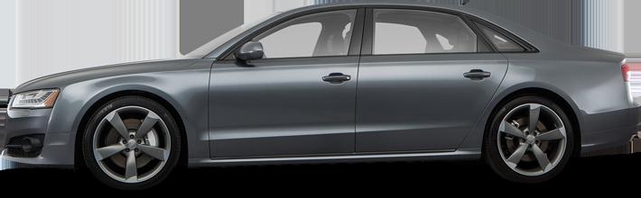 2017 Audi A8 Sedan L 4.0T Sport