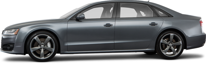 2017 Audi A8 Sedan L 4.0T Sport (Tiptronic)