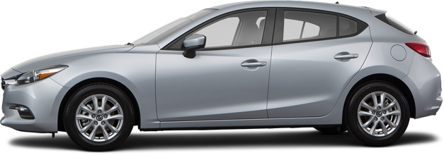 2017 Mazda Mazda3 Hatchback GS (M6)