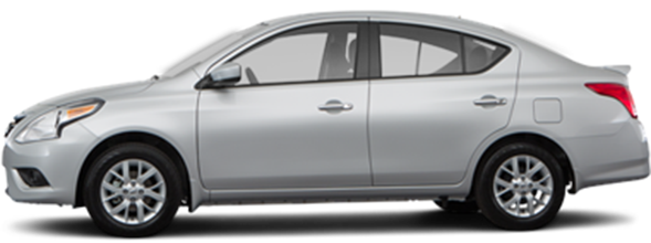 2017 Nissan Versa Sedan 1.6 SV (CVT)