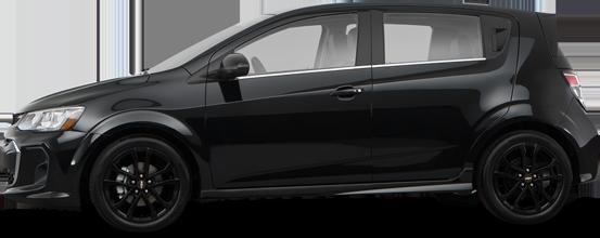 2017 Chevrolet Sonic Hatchback Premier Auto