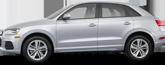 2017 Audi Q3 SUV 2.0T Komfort