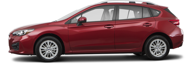 2017 Subaru Impreza Sedan 2.0i Premium 5dr