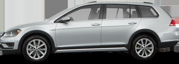 2017 Volkswagen Golf Alltrack Wagon TSI SE (M6) (SOP CW50)