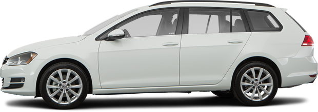 2017 Volkswagen Golf SportWagen Wagon TSI SE (A6)