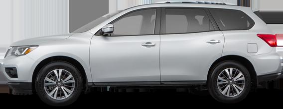 2017 Nissan Pathfinder SUV S