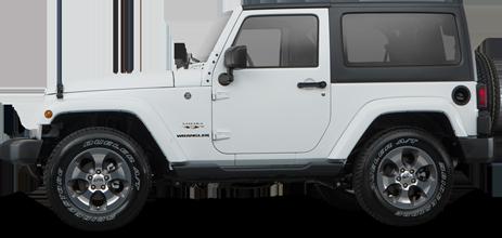 2017 Jeep Wrangler SUV Sahara