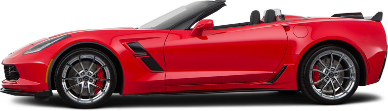 2017 Chevrolet Corvette Convertible Grand Sport