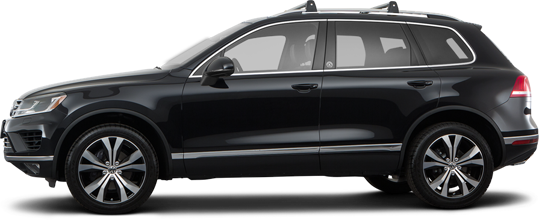 2017 Volkswagen Touareg SUV V6 Wolfsburg Edition (A8)