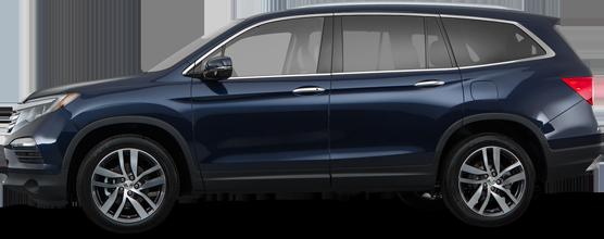 2017 Honda Pilot SUV Touring