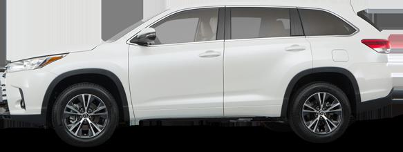 2017 Toyota Highlander SUV LE Plus V6