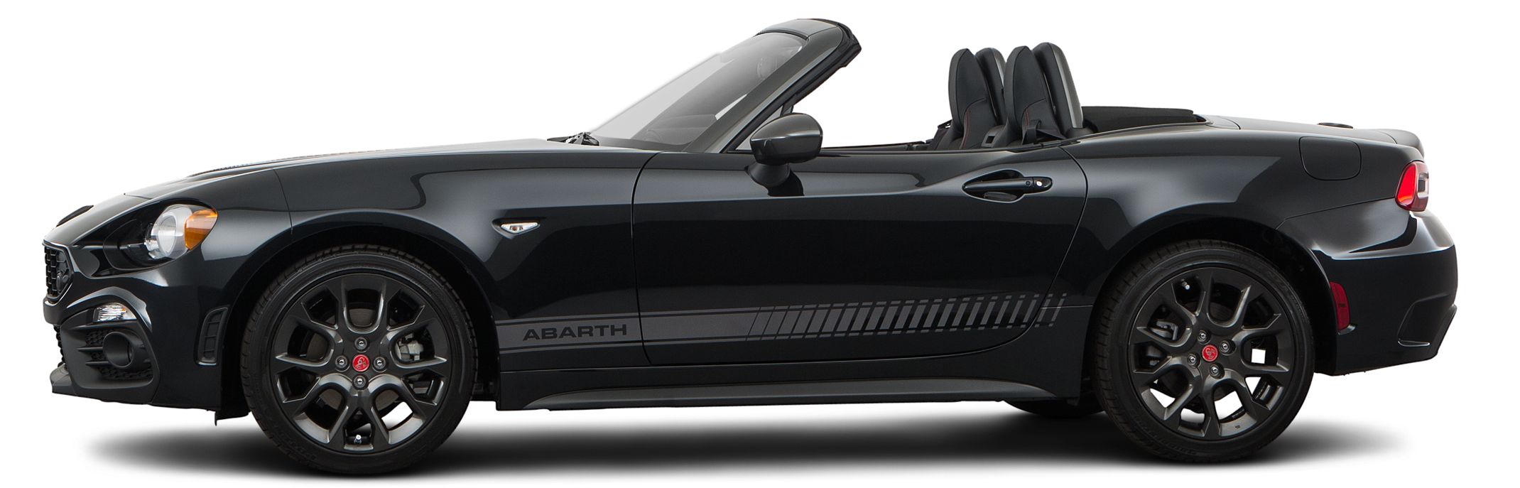 2017 FIAT 124 Spider Convertible Abarth