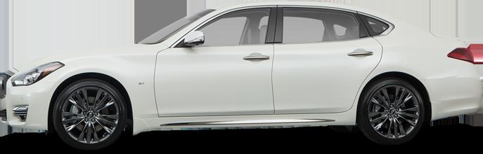 2017 INFINITI Q70L Sedan 3.7