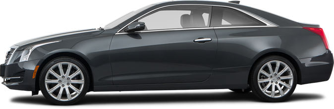 2017 CADILLAC ATS Coupe 2.0L Turbo