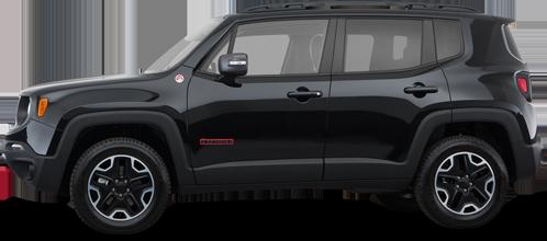 2017 Jeep Renegade SUV Trailhawk