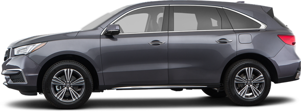 2017 Acura MDX SUV MDX