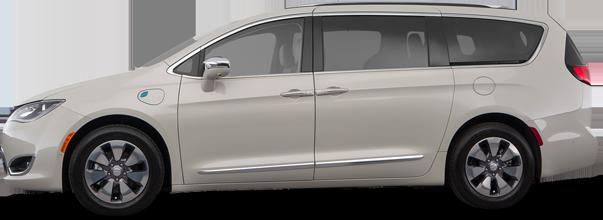 2017 Chrysler Pacifica Hybrid Van Platinum