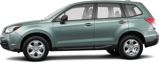2018 Subaru Forester SUV 2.5i