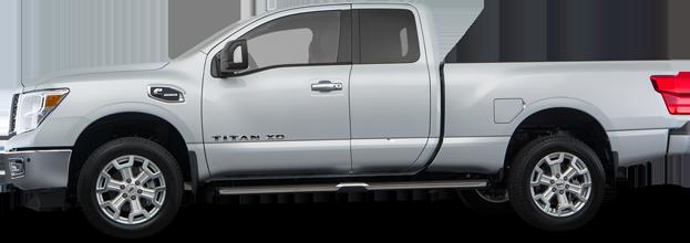 2017 Nissan Titan XD Truck SV Gas
