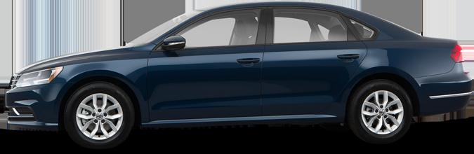 2018 Volkswagen Passat Sedan 2.0T S