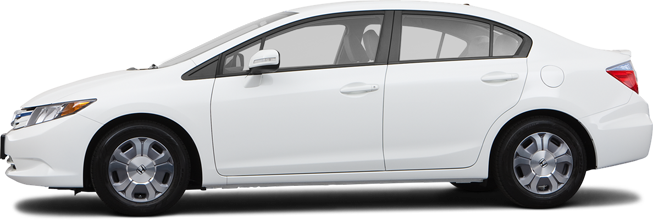 2012 Honda Civic Hybrid Sedan Base (CVT) at Elm Grove Honda
