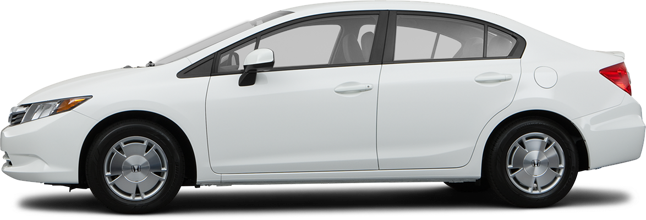 2012 Honda Civic Sedan HF (A5)