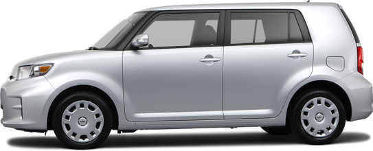 2012 Scion xB Wagon Base (M5)