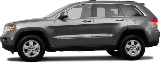 2012 Jeep Grand Cherokee SUV Laredo