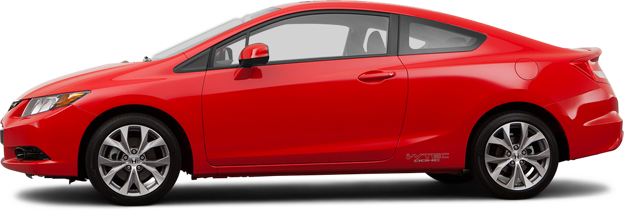2012 Honda Civic Coupe Si (M6)