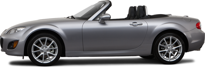2012 Mazda MX-5 Miata Convertible Grand Touring (M6)