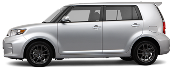 2012 Scion xB Wagon Base (A4)