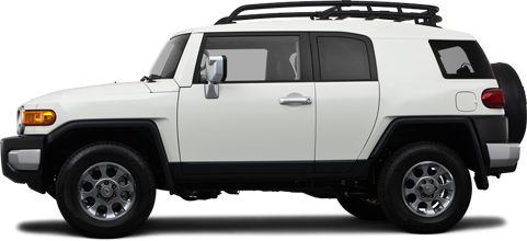 2012 Toyota FJ Cruiser SUV 4x4 AT