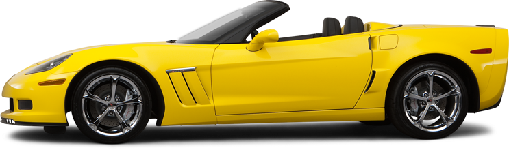 2012 Chevrolet Corvette Convertible Grand Sport