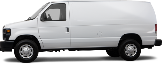 2012 Ford E-250 Van Recreational Cargo Van