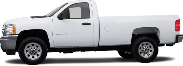2012 Chevrolet Silverado 3500HD Truck Work Truck Regular Cab Long Bed
