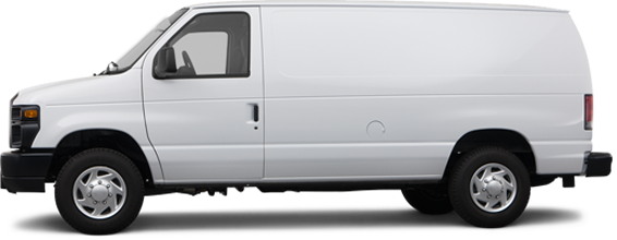 2012 Ford E-150 Van Recreational